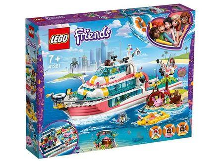 Barca pentru misiuni de salvare (41381)