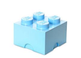 Cutie depozitare LEGO 2x2 albastru deschis (40031736)