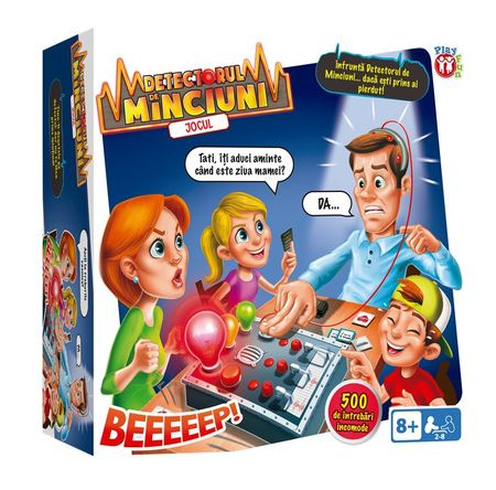 Detectorul de Minciuni
