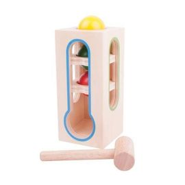 Jucarie pentru dexteritate- Turnuletul bilelor