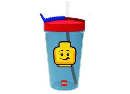 Pahar LEGO Classic cu pai (40440001)