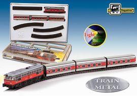 "Trenulet electric calatori ""Articulado"""
