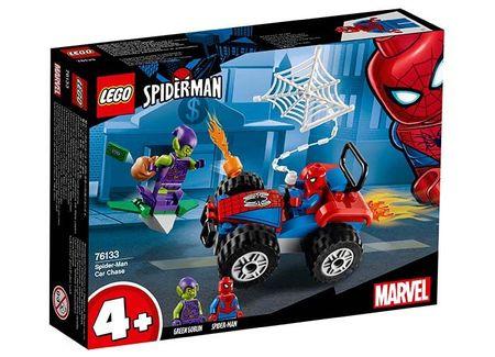 Urmarirea cu masina a lui Spider-Man (76133)