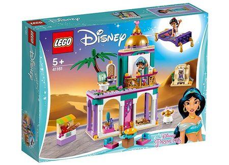 Aventurile de la palat ale lui Aladdin si Jasmine (41161)