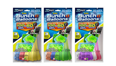 "Baloane cu apa ""Bunch O Balloons - Rapid Fill"" Blue"