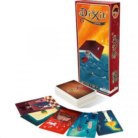 Dixit Quest Ro - joc de familie in limba romana