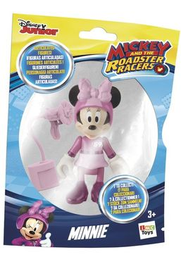 Figurine asortate Mickey and the Roadster Racers - punguta Minnie