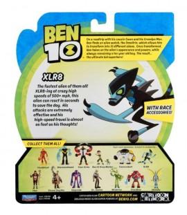 Figurine Ben 10 12cm XLR8