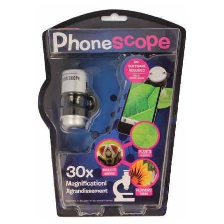 Microscop pentru telefon