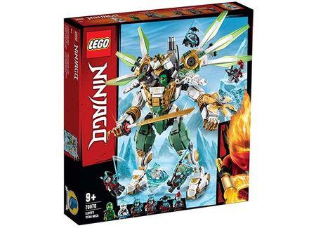 Robotul de Titan al lui Lloyd (70676)