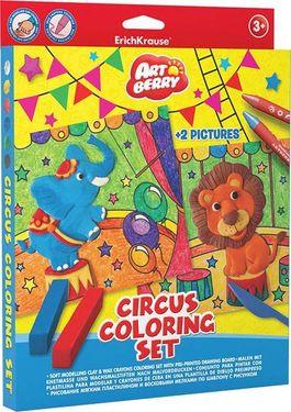 Set creativ - Prietenii de la circ