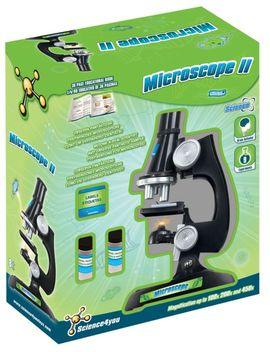 Setul cercetatorului - Microscop