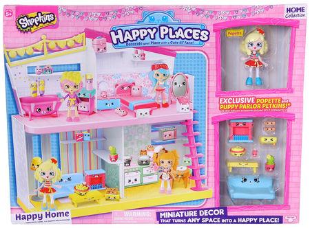 Happy Places S1 - Casa Shopkins