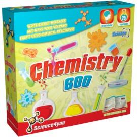 Laboratorul de chimie - 25 experimente