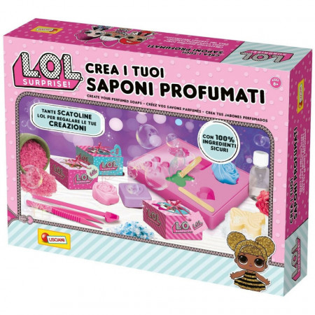 LOL Surprise - Laboratorul de sapun