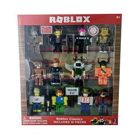 ROBLOX BLISTER 12 FIG. CLASICE
