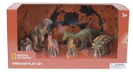 Set 6 figurine - Dinozauri