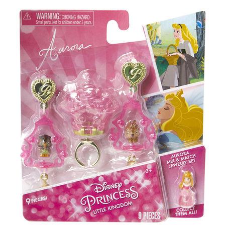Set bijuterii asortate DP Little Kingdom - Aurora