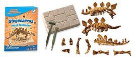 Set paleontologie - Stegosaurus MULTI