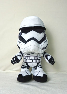 SW Plus Villain Trooper White 25 cm