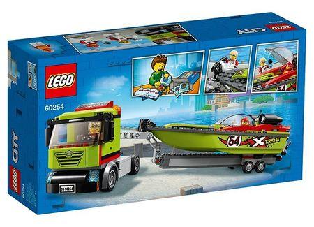 Transportor de barca de curse (60254)