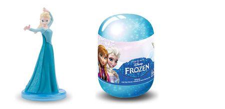 Capsule figurine Frozen PDQ