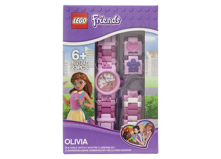 Ceas LEGO Friends Olivia (8021247)