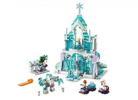 Elsa si Palatul ei magic de gheata (43172)