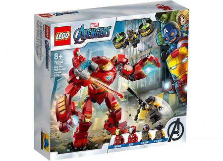 Iron Man Hulkbuster contra AIM. Agent (76164)