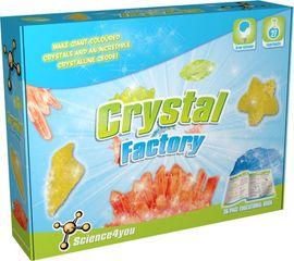Laboratorul de fabricat cristale