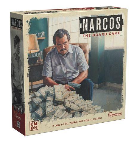 NARCOS - joc pentru adulti