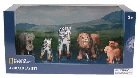 Set 6 figurine - Animale din Jungla