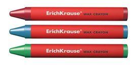 Set creioane colorate cerate - 12 culori