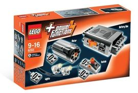 Set motor power functions (8293)