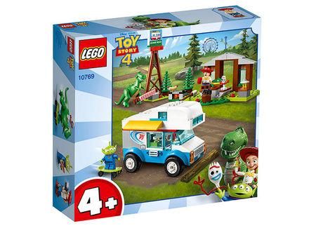 Vacanta cu rulota Toy Story 4 (10769)