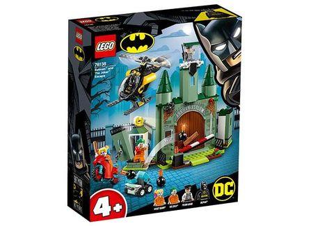 Batman si fuga lui Joker (76138)