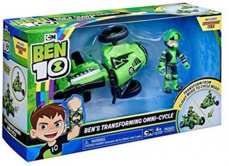 Ben 10 Rustbuggy Ben - Vehicul extraterestru
