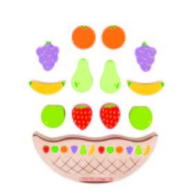 Joc de echilibru - Balanta fructelor