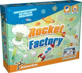 Laboratorul de fabricat rachete