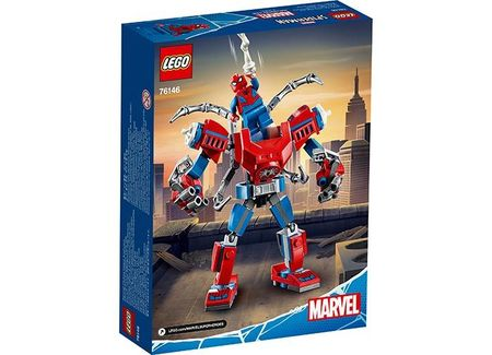 Robot Spider Man (76146)