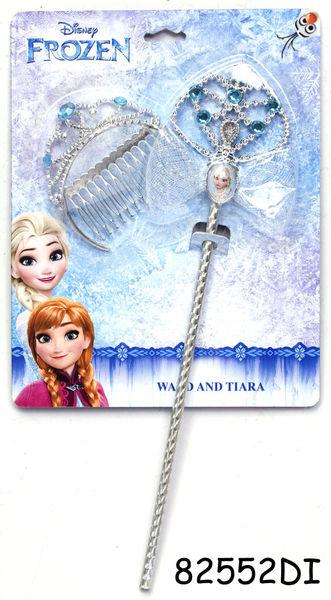 Set bagheta şi diadema -Frozen