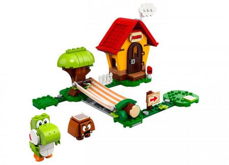 Set de extindere Casa lui Mario si Yoshi (71367)