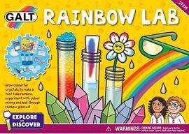 Set experimente  - Rainbow lab