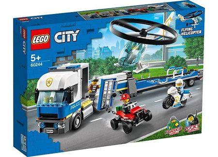 Transportul elicopterului de politie (60244)