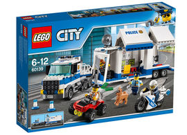 Lego Centru de comanda mobil