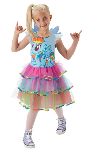 COSTUM RAINBOW DASH S