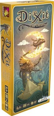 Dixit 5 - Day Dreams
