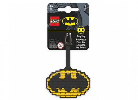 Eticheta LEGO DC Super Heroes Logo Batman