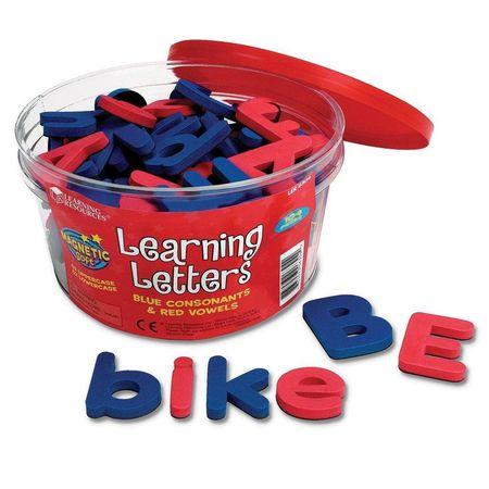 Litere magnetice mari si mici