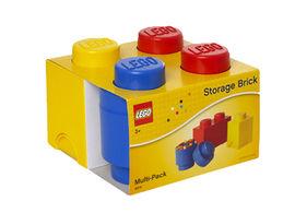 Set 3 cutii depozitare LEGO (40140001)